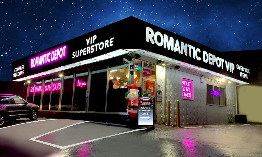 Adult comfort sex shop southern